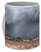 Left In The Power Of The Storm Coffee Mug