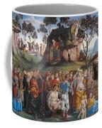 Legacy And Death Of Moses Coffee Mug