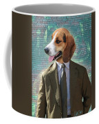 Legal Beagle Coffee Mug by Nikki Smith