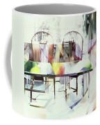 Legato Coffee Mug by Jeremy Annett