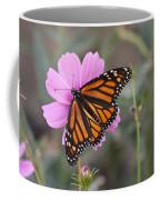 Legend Of The Butterfly - Monarch Butterfly - Casper Wyoming Coffee Mug