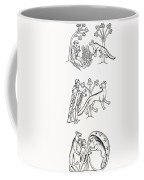 Legend Of The Priest And People Changed Coffee Mug