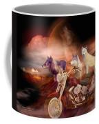 Legend Of Wolf Mountain Coffee Mug