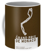 Legendary Races - 1929 Grand Prix De Monaco Coffee Mug
