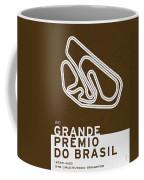Legendary Races - 1973 Grande Premio Do Brasil Coffee Mug
