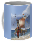Legendary Viking Coffee Mug