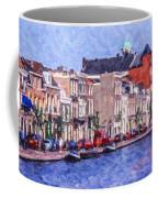 Leiden Canal Coffee Mug