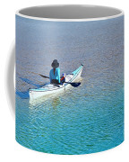 Leisure On The Lake Coffee Mug