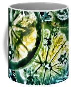 Lemon And Elderflower  Coffee Mug