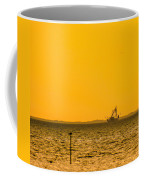 Lemon Fisher Coffee Mug