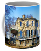 Lemon Hill Mansion Coffee Mug by Olivier Le Queinec