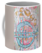 Lemon Rocks And Water Rings Coffee Mug