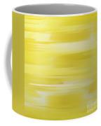 Lemon Slices Abstract Square Coffee Mug