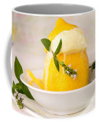lemon Sorbet   Coffee Mug