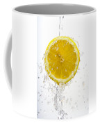 Lemon Splash Coffee Mug