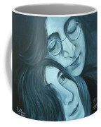 Lennon And Ono Coffee Mug