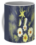 In The Gothic Night With  Stars Coffee Mug