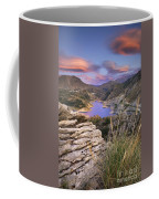 Lenticular Clouds At Canales Lake Coffee Mug