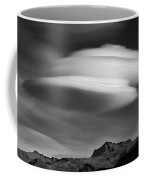 Lenticular Over Alcazaba 3315 Meters Coffee Mug