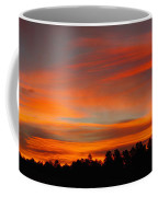 Lenticular Sunrise Coffee Mug