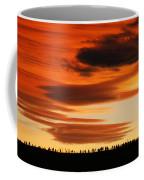 Lenticular Sunset 1 Coffee Mug