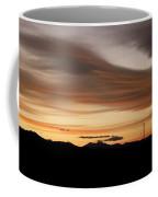 Lenticular Sunset Coffee Mug