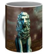 Leo Celestial Coffee Mug