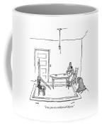 Leon, You Are A Millennial Odyssey Coffee Mug
