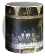 Leonardo Da Vinci's Last Supper Coffee Mug