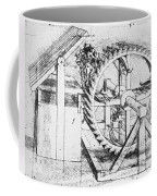 Leonardo: Invention Coffee Mug