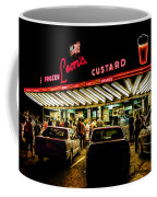 Leon's Frozen Custard Coffee Mug by Scott Norris