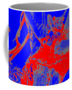 Leopard In A Tree Coffee Mug