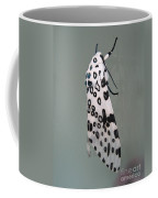 Leopard Moth Coffee Mug