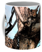 Leopard Spotted Coffee Mug
