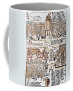 Lepers, 1493 Coffee Mug