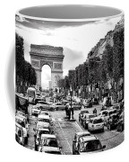 Les Champs Elysees  Coffee Mug