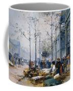 Les Halles Paris Coffee Mug
