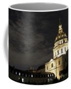 Les Invalides - Eglise Du Dome At Night - 2 Coffee Mug