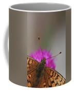 Lesser Spotted Fritillary Coffee Mug