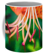 Let It All Hang Out - Paint Coffee Mug