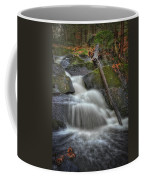 Let It Flow Coffee Mug by Evelina Kremsdorf