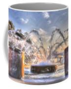 Let It Spray Coffee Mug