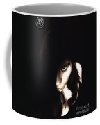 Let The Darkness Take Me Coffee Mug