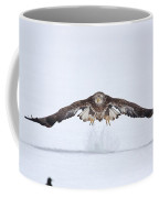 Let The Snow Fly Coffee Mug