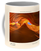Let The Sun Shine In - Poster Coffee Mug