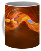 Let The Sunshine In The Canyons Coffee Mug