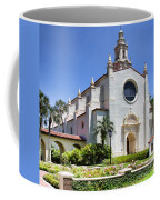 Let There Be Light Knowles Memorial Chapel 1 By Diana Sainz Coffee Mug