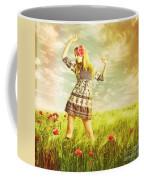 Let Us Dance In The Sun Coffee Mug