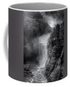 Letchworth In Winter Coffee Mug