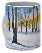 Letchworth State Park Ny Coffee Mug
